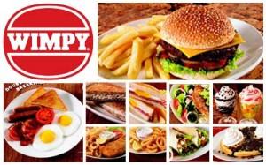 A Wimpy burger