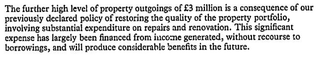 DJAN 1982 repairs