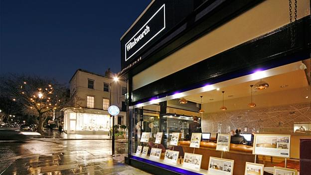 wink winkworth fy 2019 results office at night