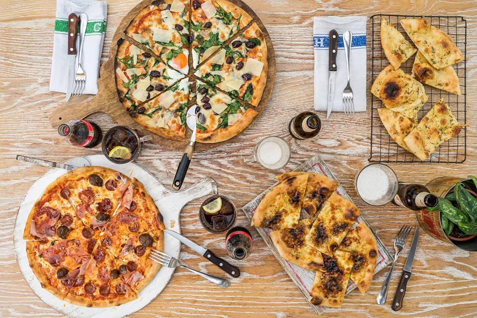 tast tasty fy 2019 results pizzas on table