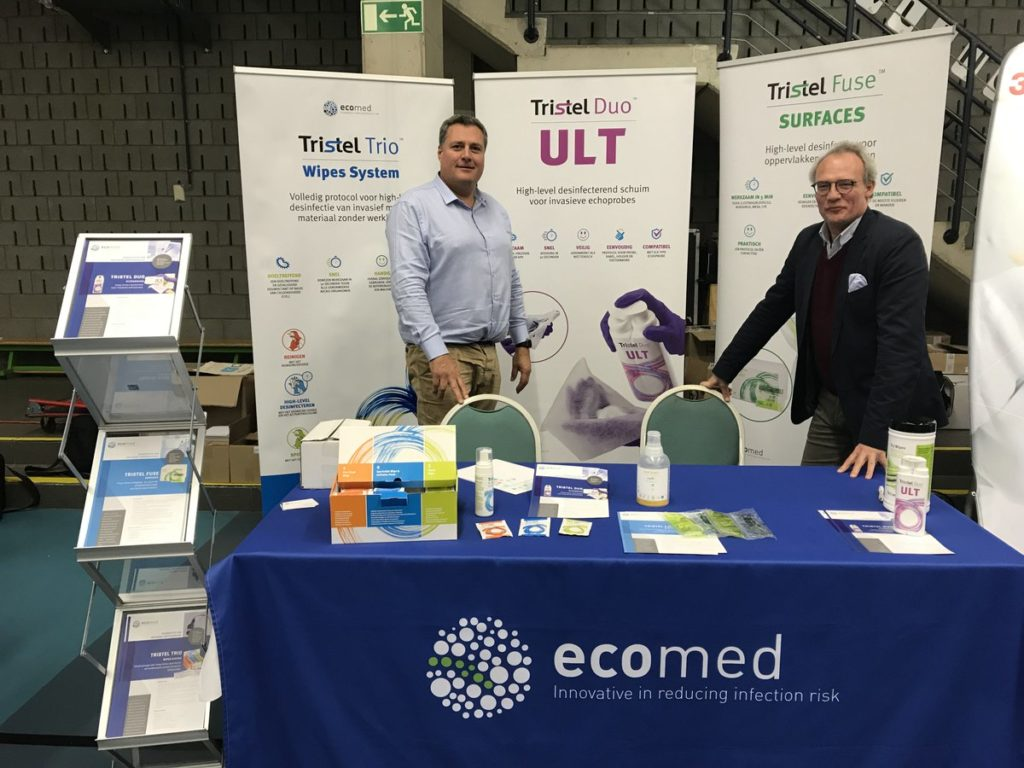 tstl tristel ecomed exhbition stand