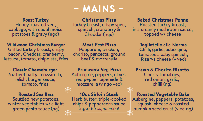 tast tasty fy 2019 results christmas menu 2019
