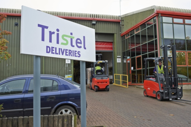 tstl tristel HY 2020 results head office warehouse