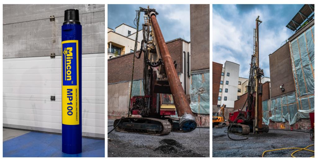 mcon mincon fy 2019 results spiral flush drill