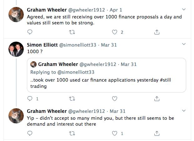 sus s&u fy 2020 results graham wheeler tweets