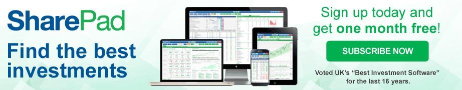 sharepad best stock screener versus stockopedia special offer