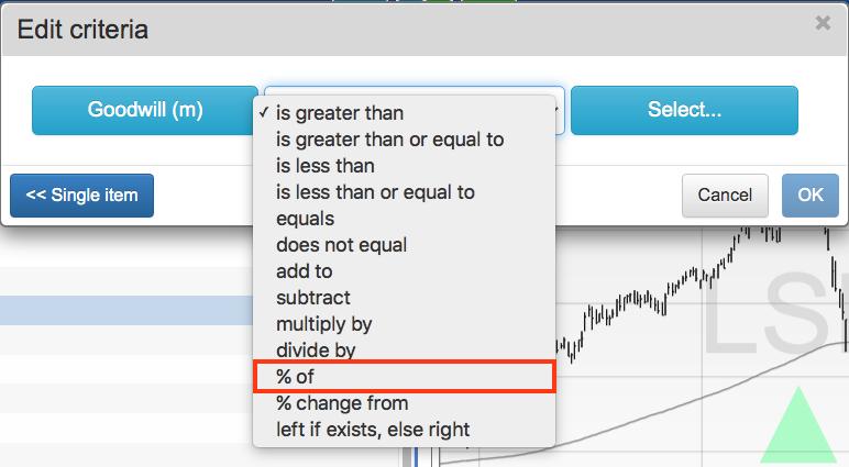 sharepad best stock screener versus stockopedia combined with