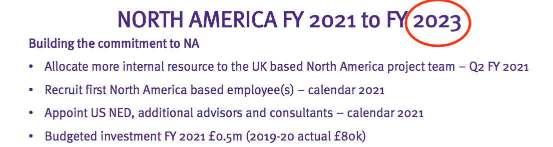 tstl tristel fy 2020 results north america 2023