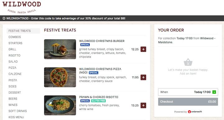 tast tasty hy 2020 results online festive treats xmas burger